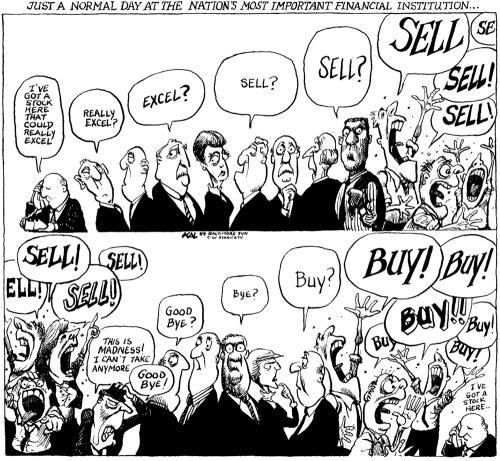 Buy!!! Buy!!! Sell!!! Sell!!